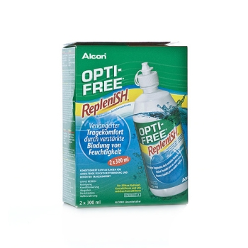 OPTI-FREE RepleniSH -  2 x 300 ml