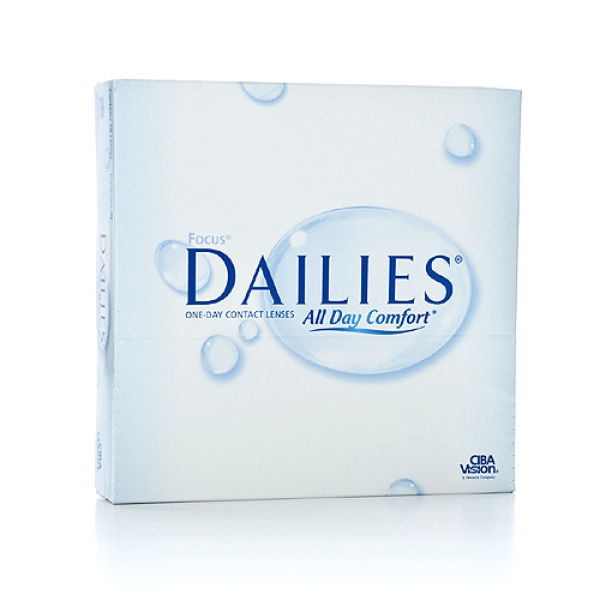 Focus Dailies All Day Comfort 90er Box